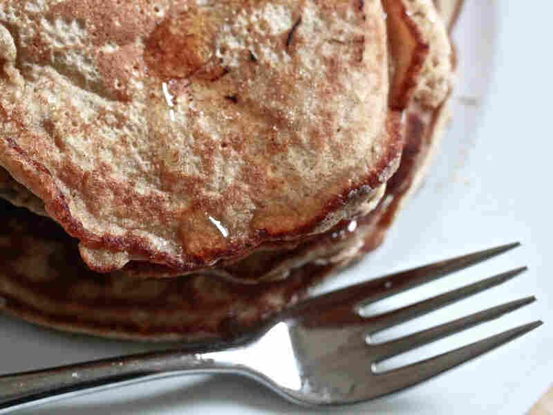Whole-Grain Pancakes