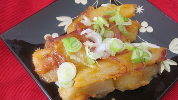 Sichuan Chili Stir-Fried Potatoes