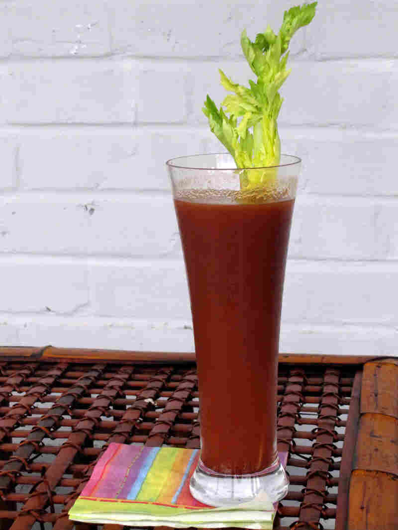 Marmite Bloody Mary