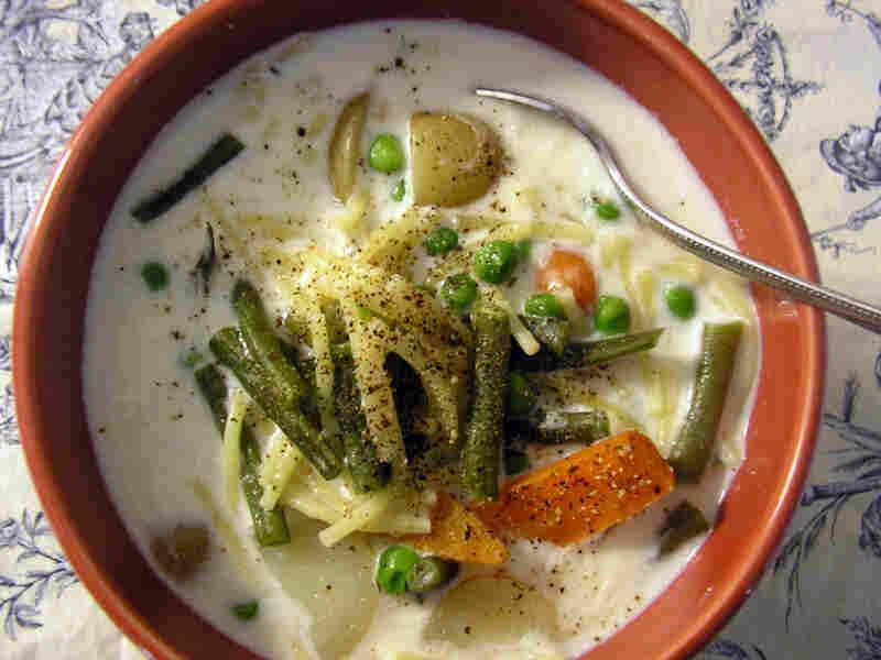 Shepherd's Soup