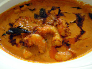Tomato And Coconut Fish Curry