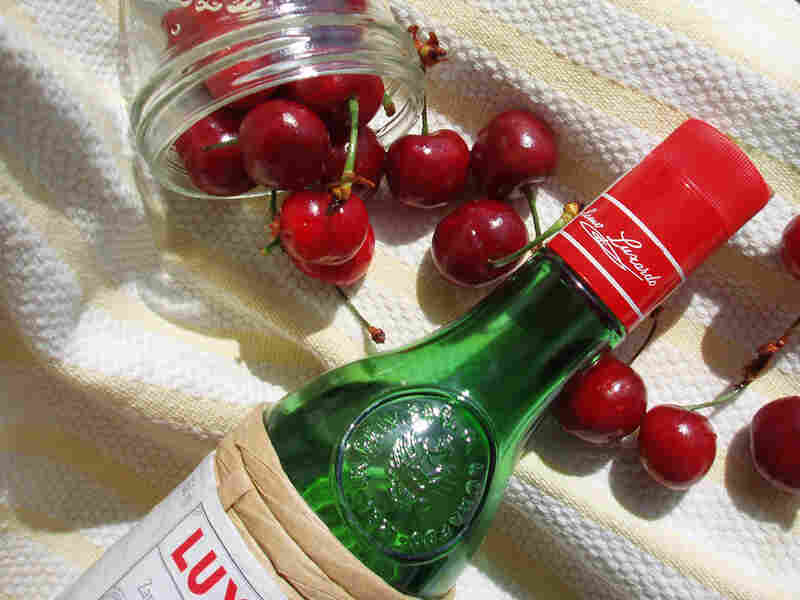 Basic Maraschino Cherries