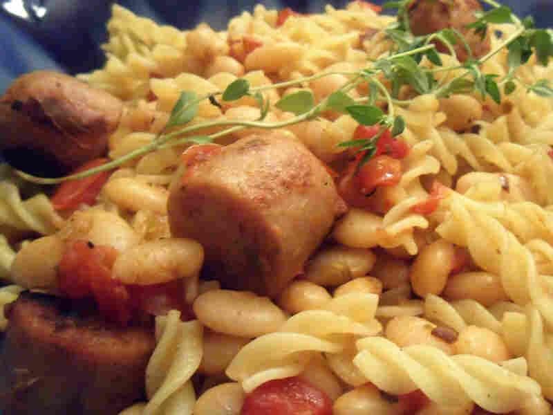 Pasta E Fagioli With Sausage