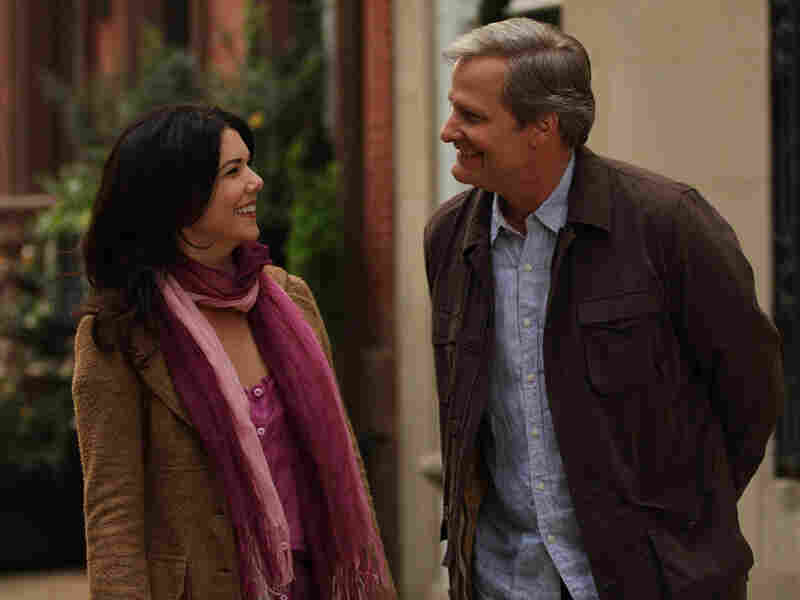 Lauren Graham and Jeff Daniels in 'Answer Man'