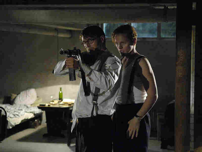 Thure Lindhardt and Mads Mikkelsen in 'Flame & Citron'