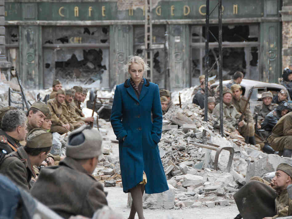 Nina Hoss in 'A Woman in Berlin'