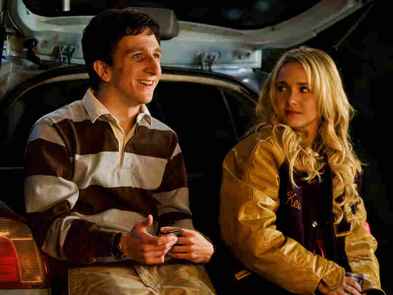 Paul Rust and Hayden Panettiere in 'I Love You, Beth Cooper'