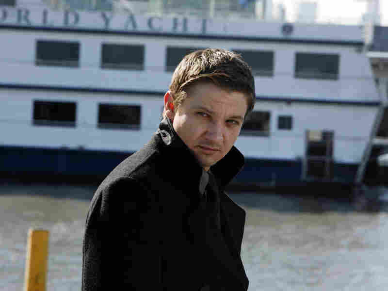 Jeremy Renner in 'The Unusuals'