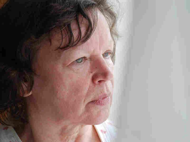 Inge (Ursula Werner) in 'Cloud 9'