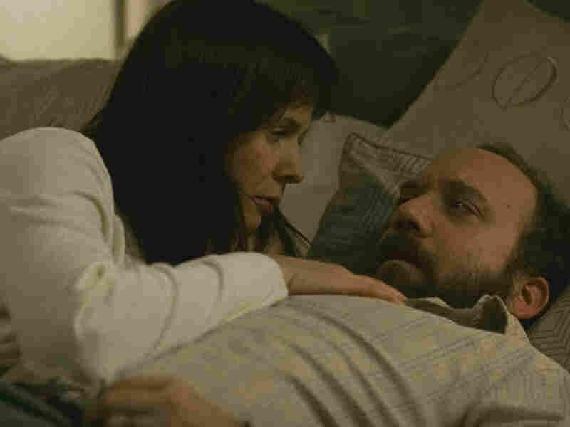 Emily Watson and Paul Giamatti in 'Cold Souls'