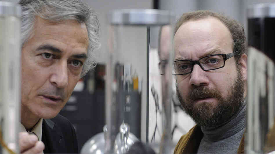 WD: David Strathairn and Paul Giamatti in 'Cold Souls'