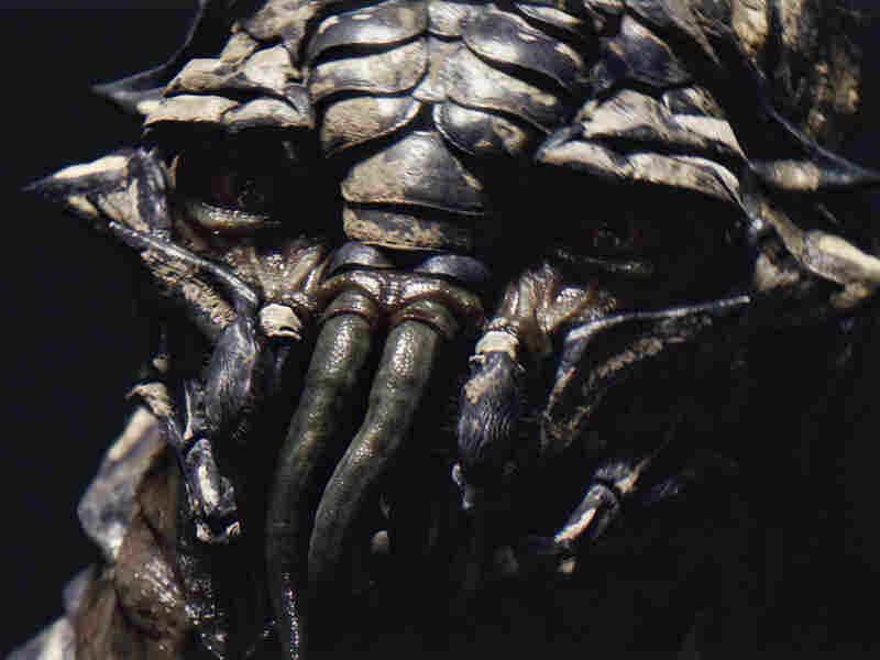 An alien in 'District 9'