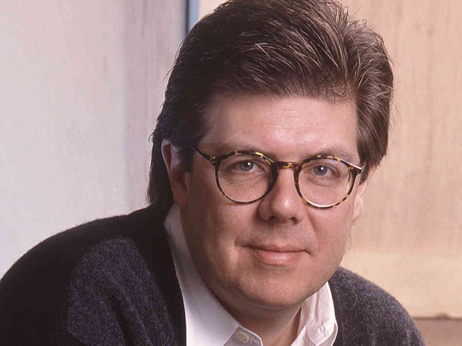John Hughes pictured in 1990.