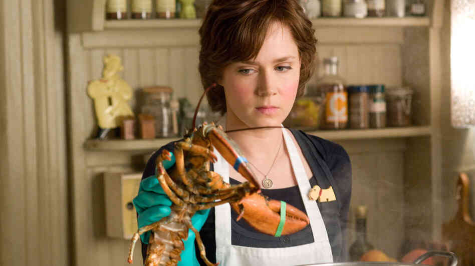 Movie Review - 'Julie And Julia': Two Foodies, Linked By A ...