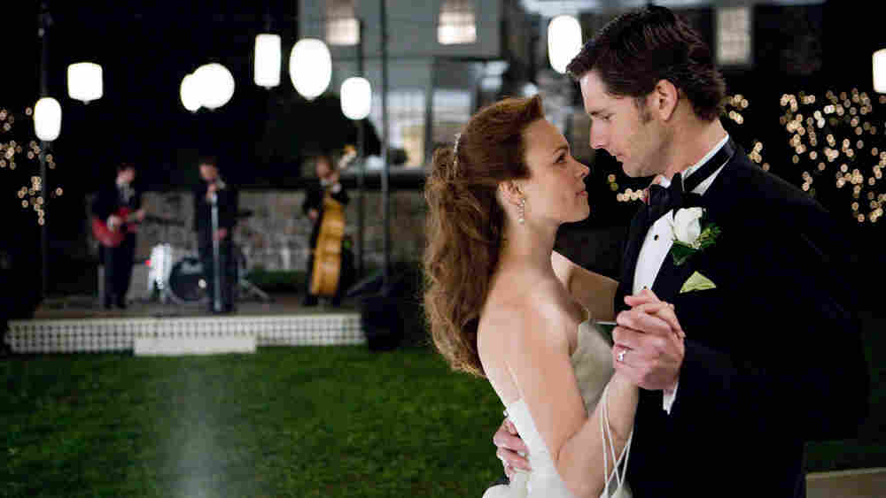 Rachel McAdams and Eric Bana in 'The Time Traveler's Wife'