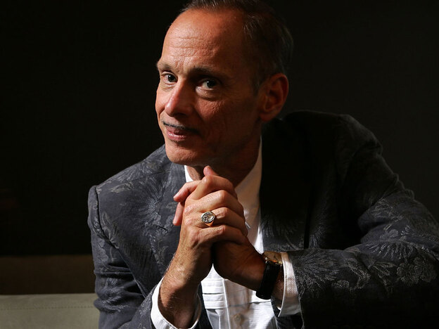 Director John Waters' directorial credits include Hairspray and Pink Flamingos. (Getty Images)