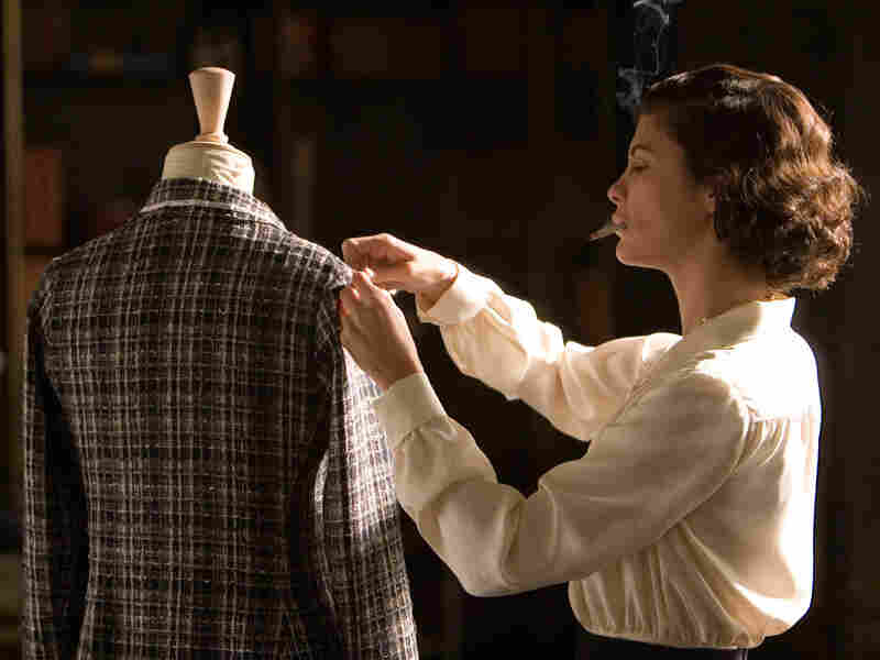 Audrey Tautou as Coco Chanel in 'Coco Before Chanel'