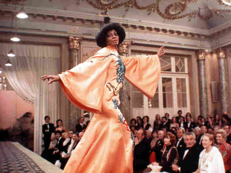 Diana Ross in 'Mahogany'