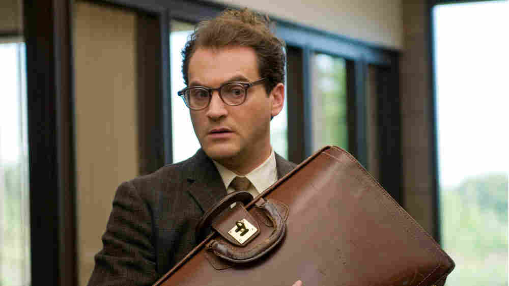 W: Michael Stuhlbarg in 'A Serious Man'