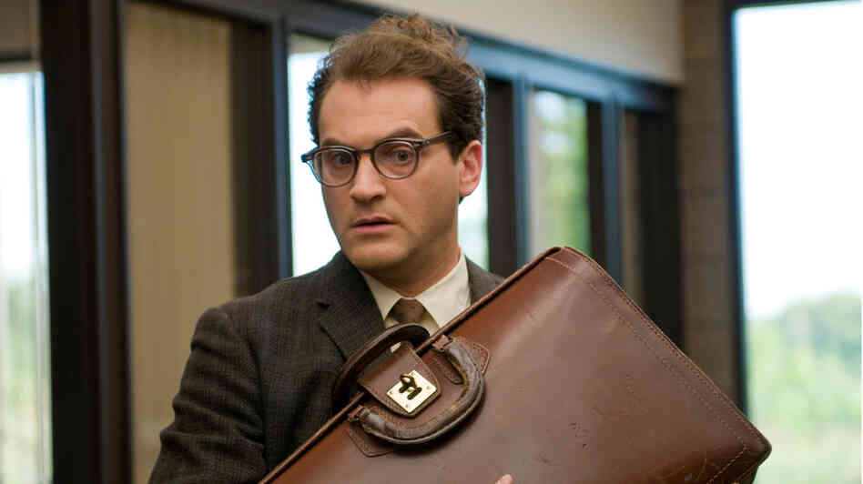Michael Stuhlbarg in 'A Serious Man'.