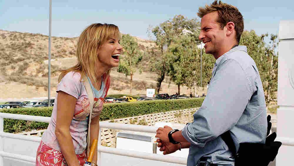 Sandra Bullock and Bradley Cooper in 'All About Steve'