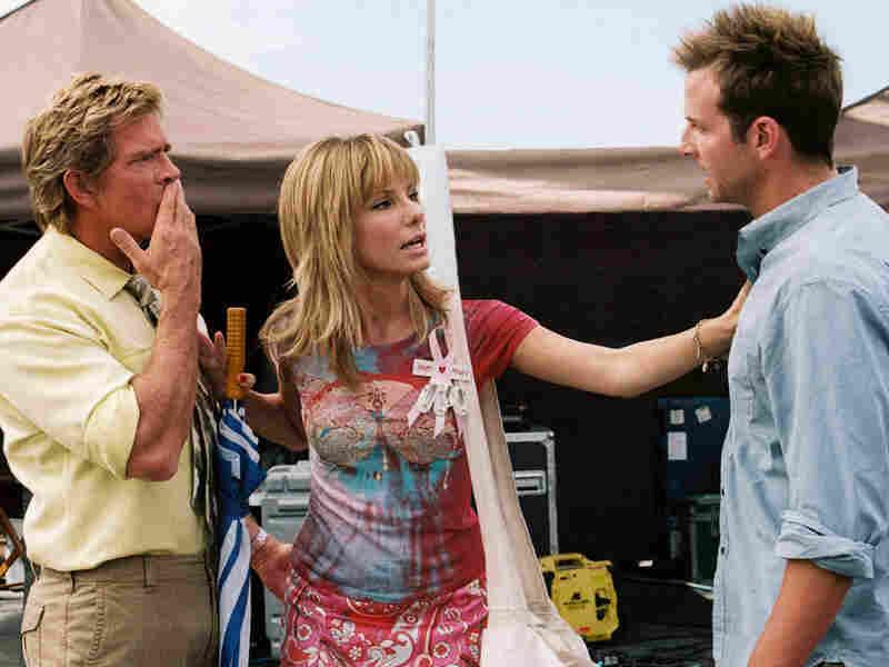 Thomas Haden Church, Sandra Bullock and Bradley Cooper