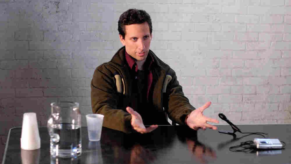 Ben Shankman in 'Brief Interviews with Hideous Men'
