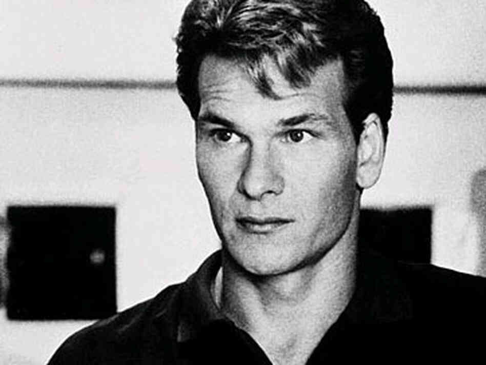 Patrick Swayze in 'Ghost'