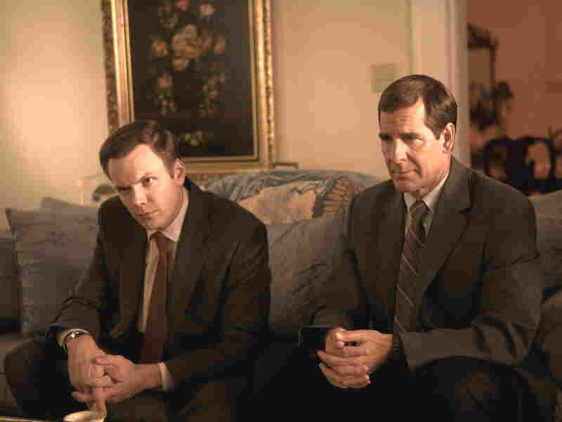 Joel McHale and Scott Bakula portray FBI agents in 'The Informant!'