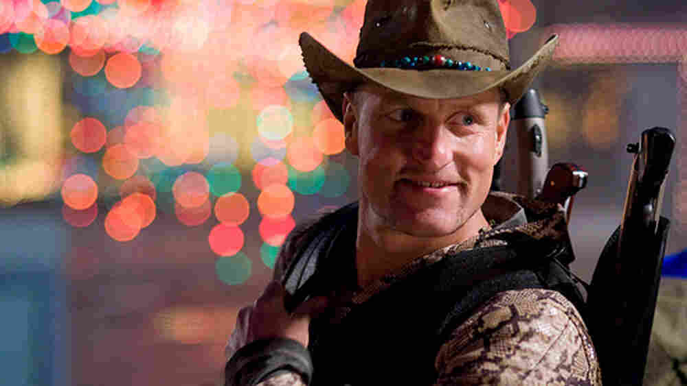 W: Woody Harrelson in 'Zombieland'