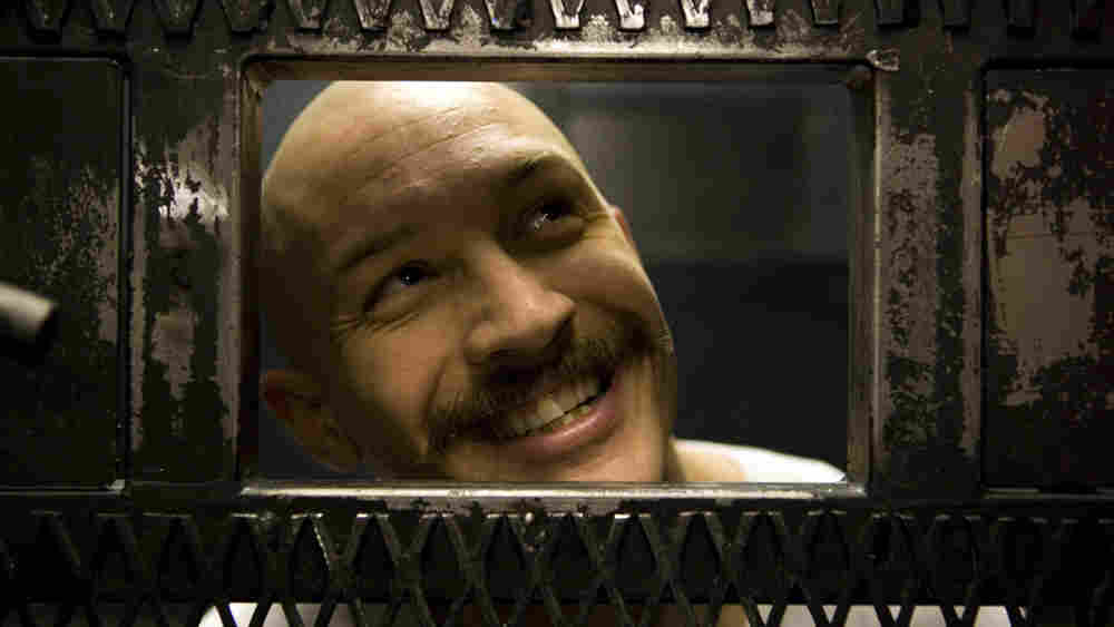 Tom Hardy in 'Bronson'