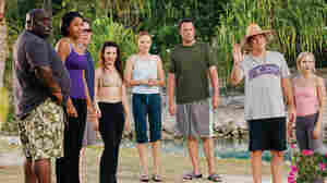 W: Vince Vaughn and the stars of 'Couples Retreat'