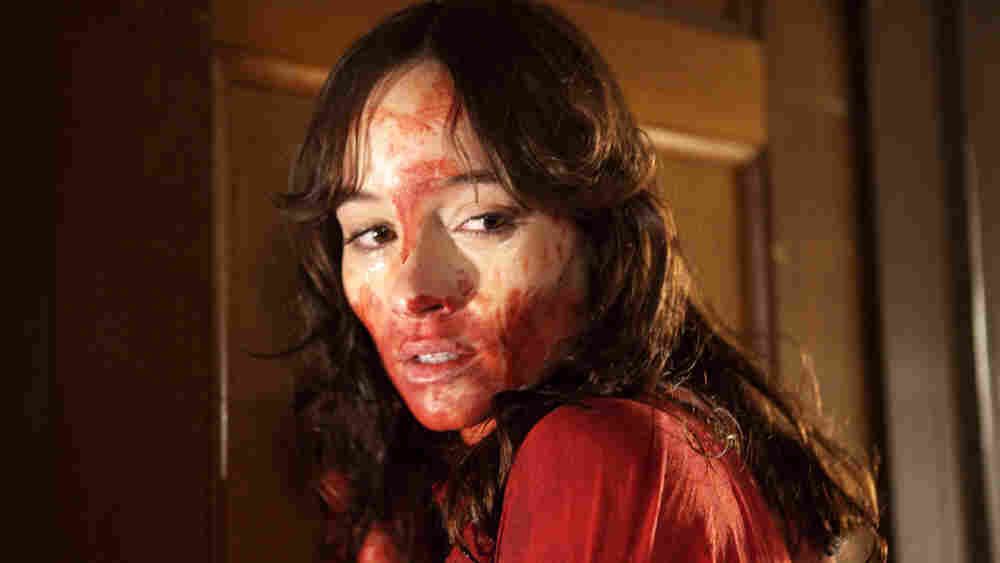 W: Jocelin Donahue in 'The House of the Devil'