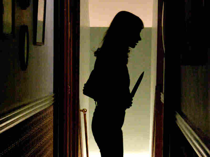 Jocelin Donahue in 'The House of the Devil'