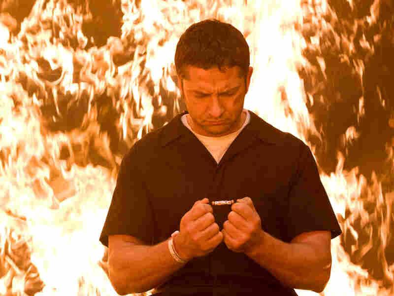 Gerard Butler Before Fire