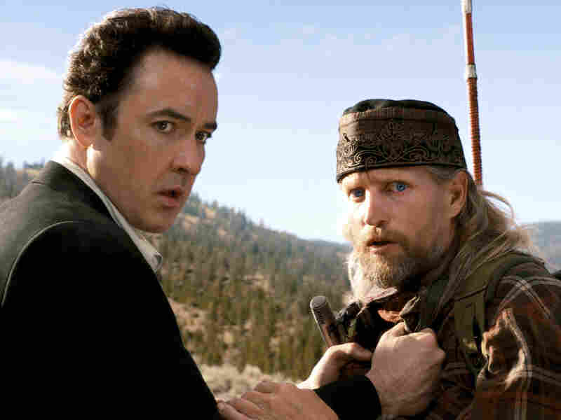 John Cusack and Woody Harrelson in '2012'