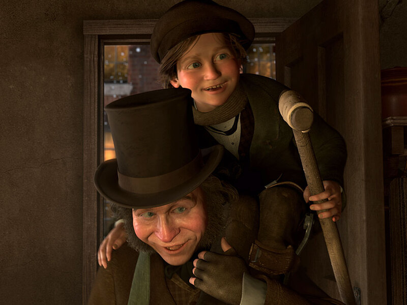 Movie Review - \'Disney\'s A Christmas Carol\' - Kicks : NPR