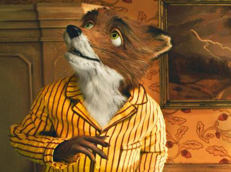 Movie Review The Fantastic Mr Fox The Surprisingly Real Feel Of Life Among The Animals Npr