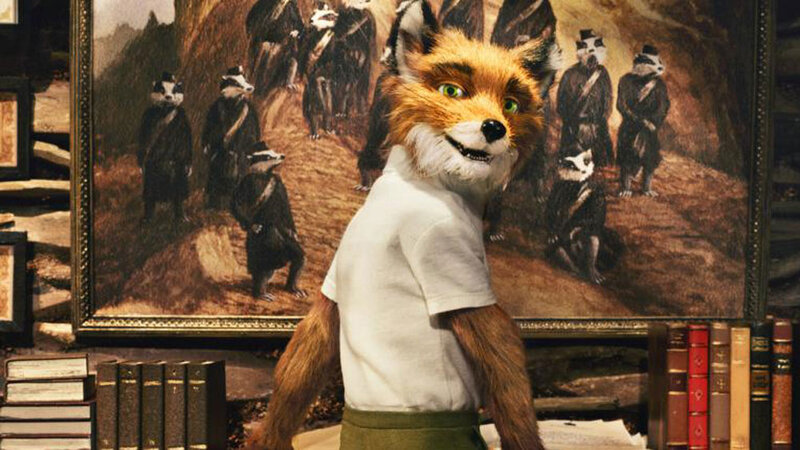 Movie Review Fantastic Mr Fox The Dazzle Is In The Details Npr