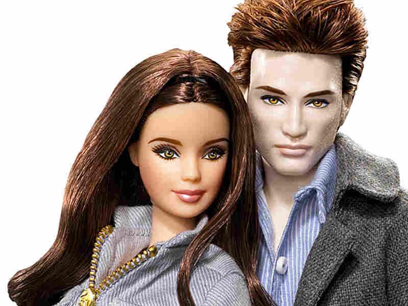 Bella and Edward Barbie Dolls