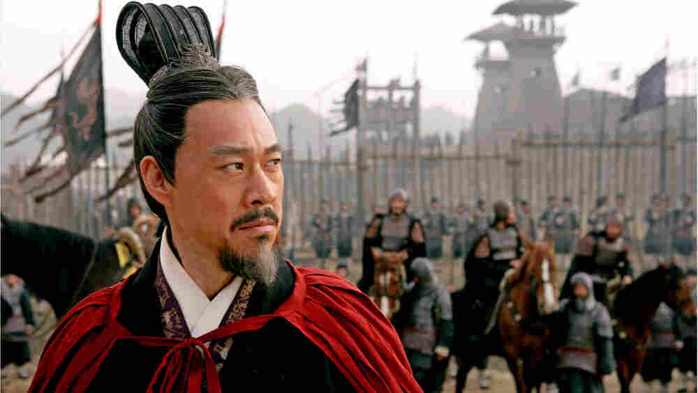 W: Fengyi Zhang in 'Red Cliff'