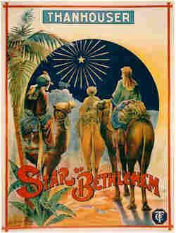 'Star of Bethlehem' poster