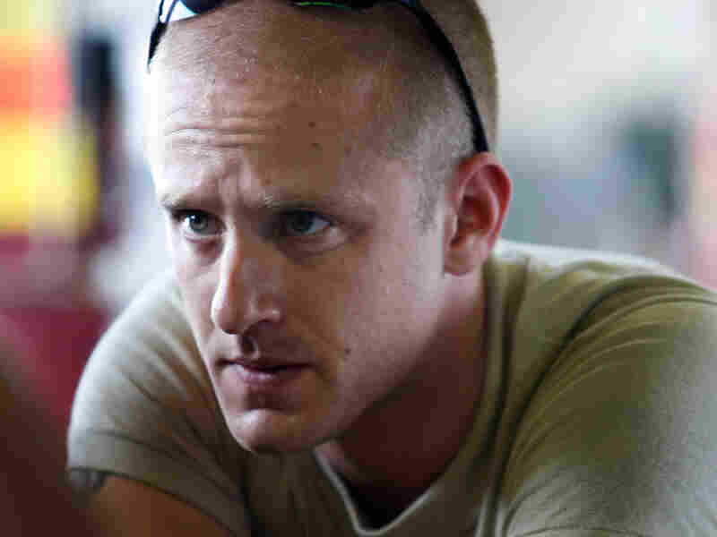 Ben Foster as Staff Sgt. Will Montgomery in 'The Messenger'
