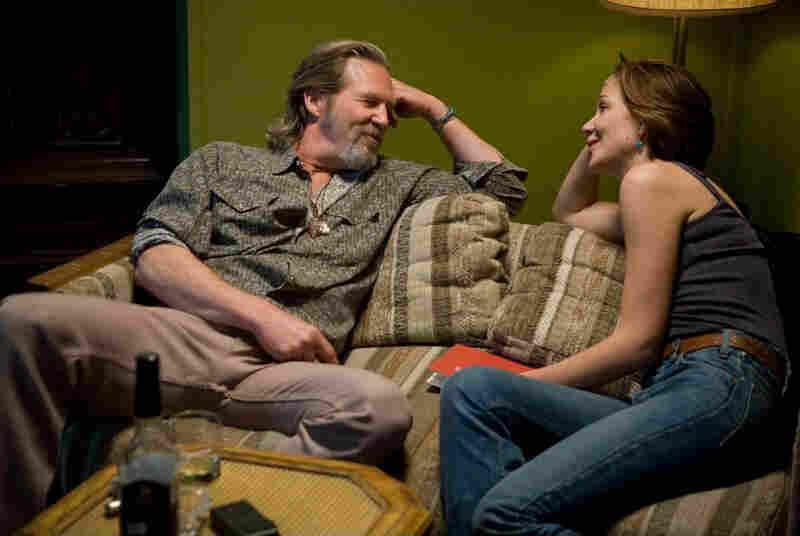 Jeff Bridges (Blake) and Maggie Gyllenhaal (Jean) in 'Crazy Heart.'