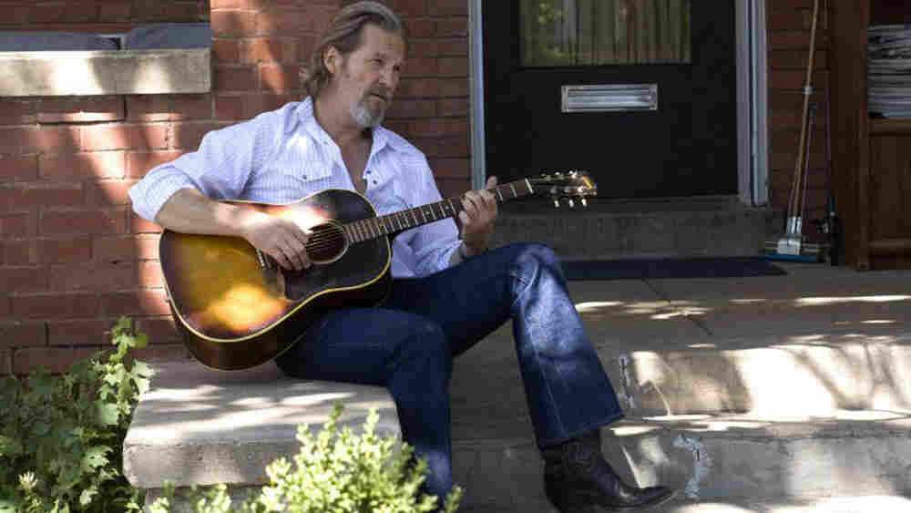 W: Jeff Bridges in 'Crazy Heart'