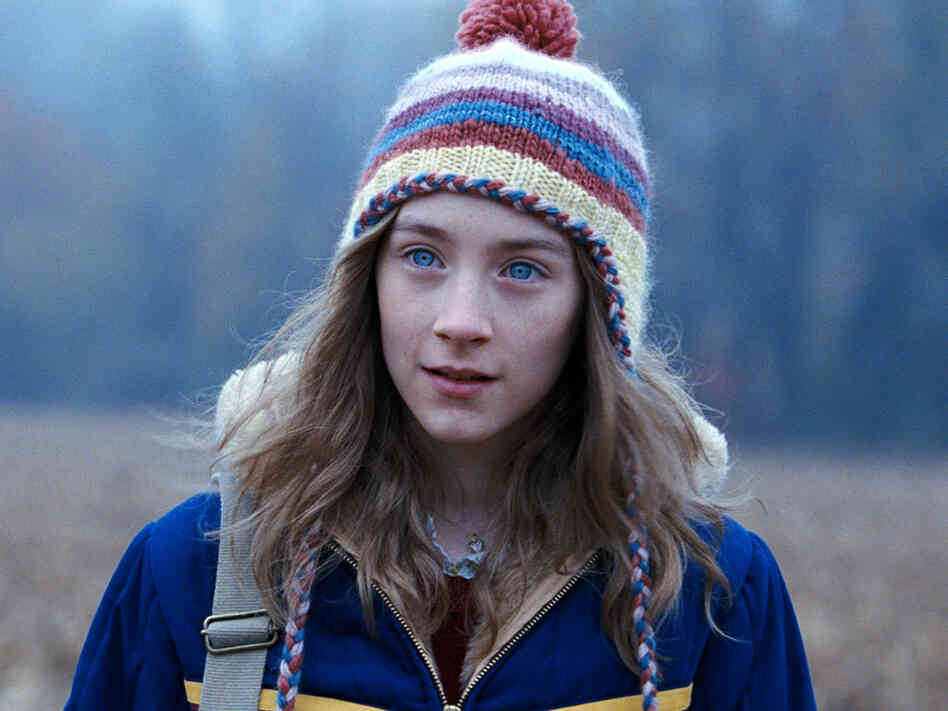 Saoirse Ronan in 'The Lovely Bones'