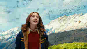 W: Saoirse Ronan in 'The Lovely Bones'