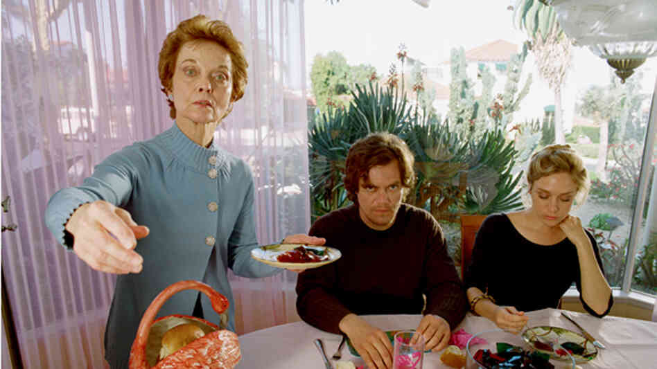 Michael Shannon, Grace Zabriskie and Chloe Sevigny