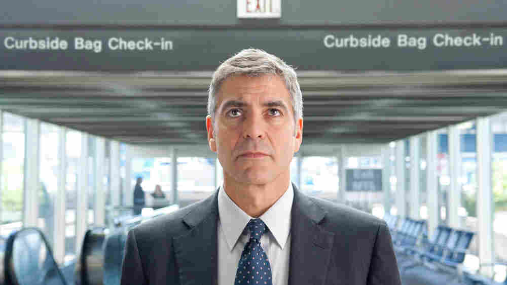George Clooney in 'Up In The Air'