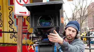 Director Jason Reitman Finds His Feet 'Up In The Air'
